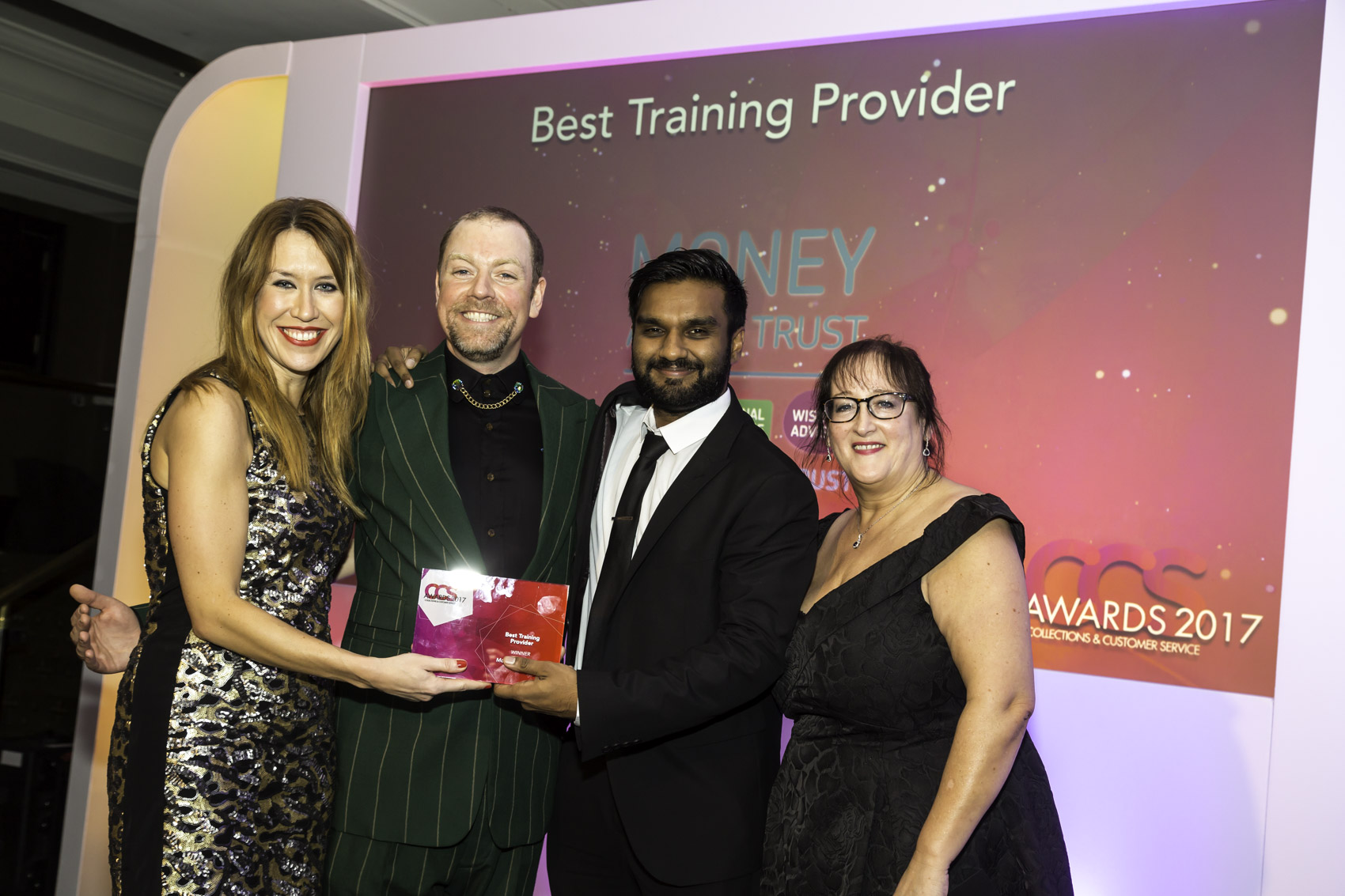 Winners CCS 2017 - 11 Best Training Provider