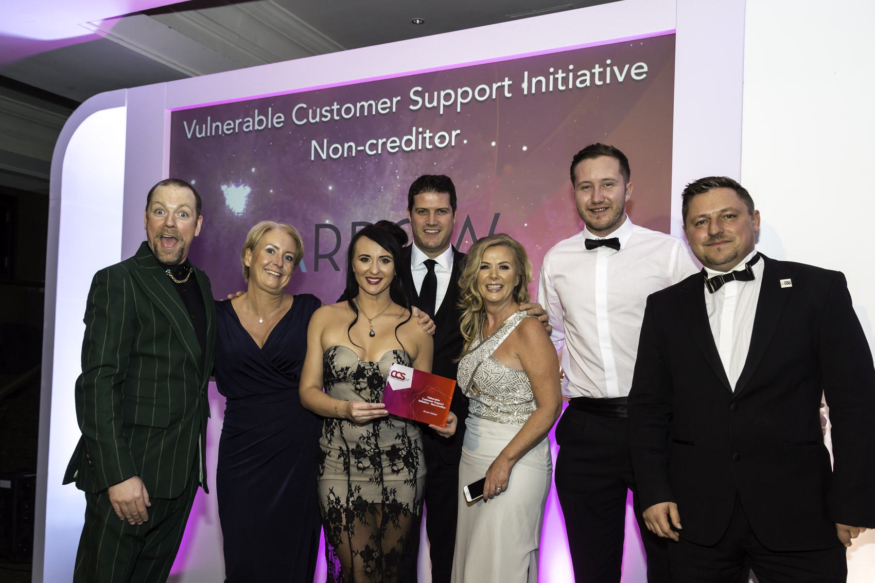 Winners CCS 2017 - 13 Vulnerable Customer Support Initiative - Non-creditor
