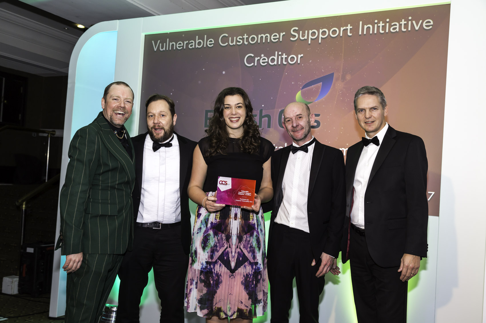 Winners CCS 2017 - 14 Vulnerable Customer Support Initiative - Creditor