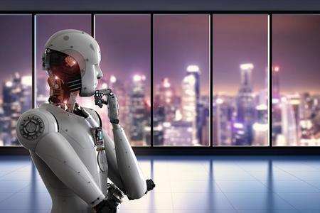How far will AI replace humans in the credit profession?