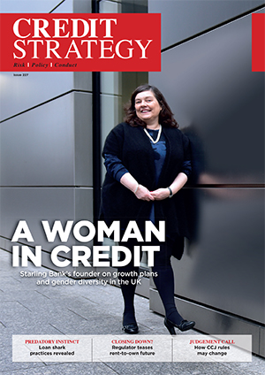A woman in credit: Starling Bank's founder on growth plans and gender diversity in the UK