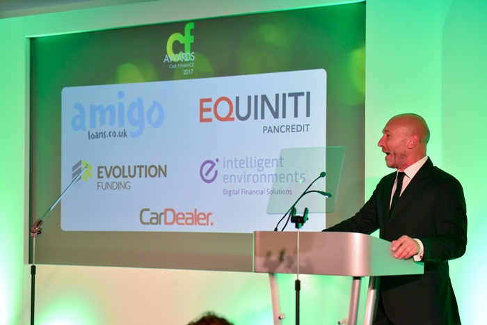Category sponsorship - Car Finance Awards