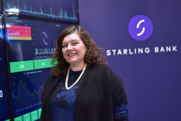 Anne Boden on Starling Bank's growth plans and gender diversity