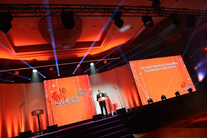 Category sponsorship - TRI Awards