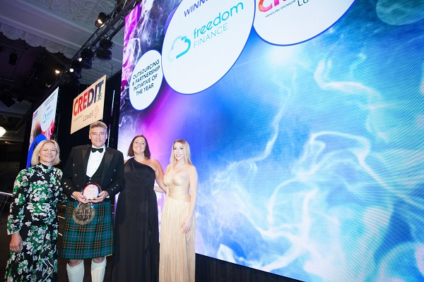 Outsourcing & Partnership Initiative of the Year