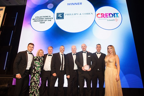Collections & Recoveries Service Provider of the Year