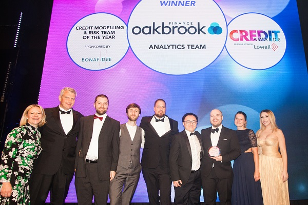Credit Modelling & Risk Team of the Year