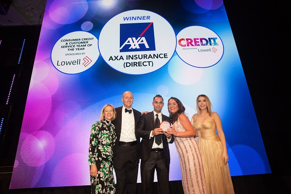 Consumer Credit & Customer Service Team of the Year