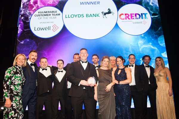 Vulnerable Customer Team of the Year