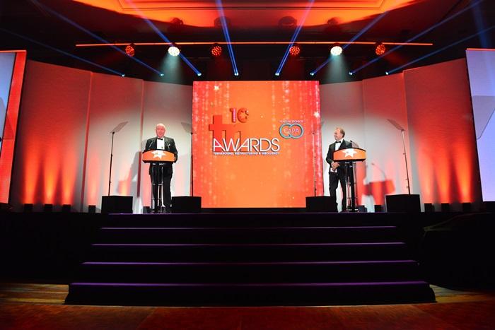 Headline sponsorship - TRI Awards