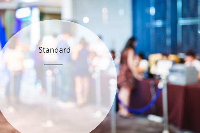 Standard pass - Lending Summit