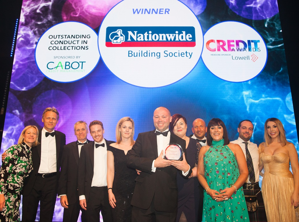 Outstanding Conduct in Collections winners: Nationwide Building Society