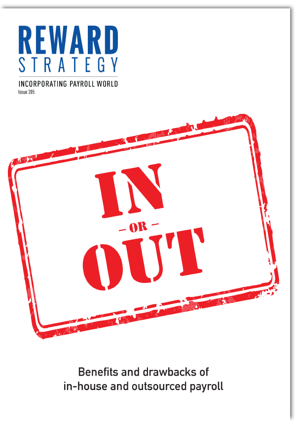 IN OR OUT? Benefits and drawbacks of in-house and outsourced payroll