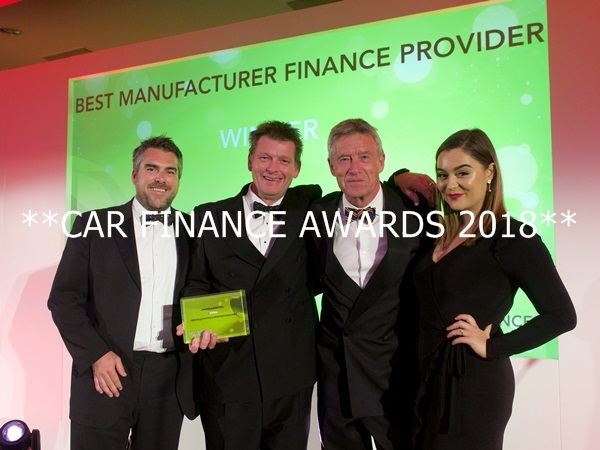 Best Manufacturer Finance Provider