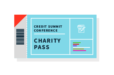 Charity pass - Credit Summit Conference