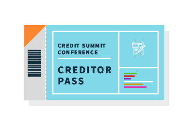 All Access Creditor pass - Credit Summit Conference