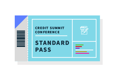 Digital Creditor pass - Credit Summit Conference