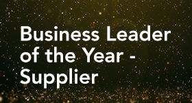 Business Leader of the Year - Supplier