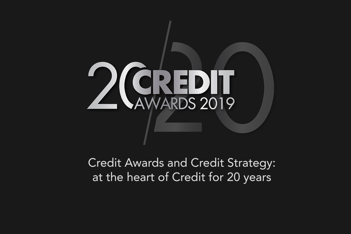 Celebrate 20 years of Credit Strategy at landmark Credit Awards