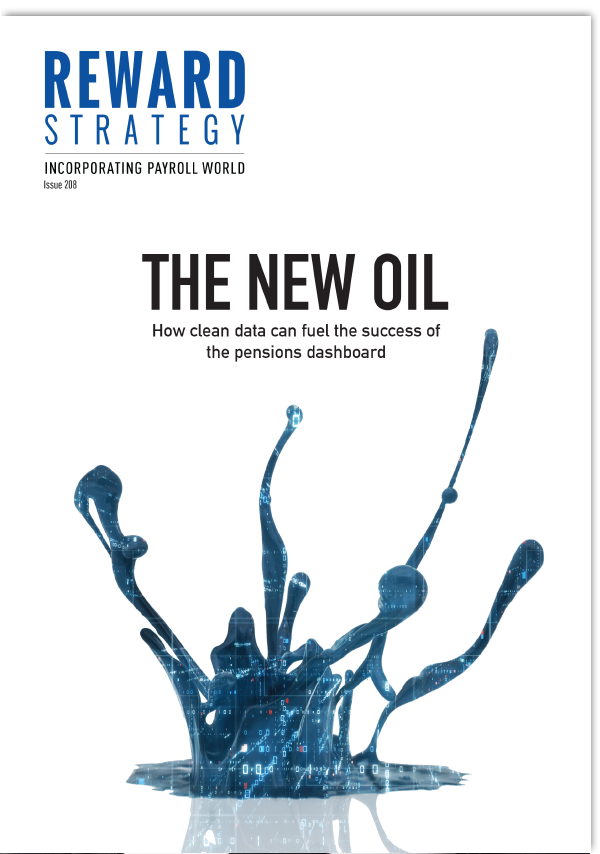 The new oil: How clean data can fuel the success of the pensions dashboard