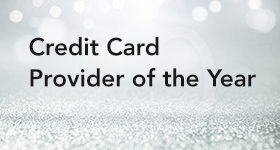 Credit Card Provider of the Year