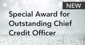 Special Award for Outstanding Chief Credit Officer