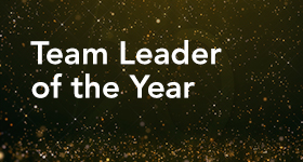 Team Leader of the Year