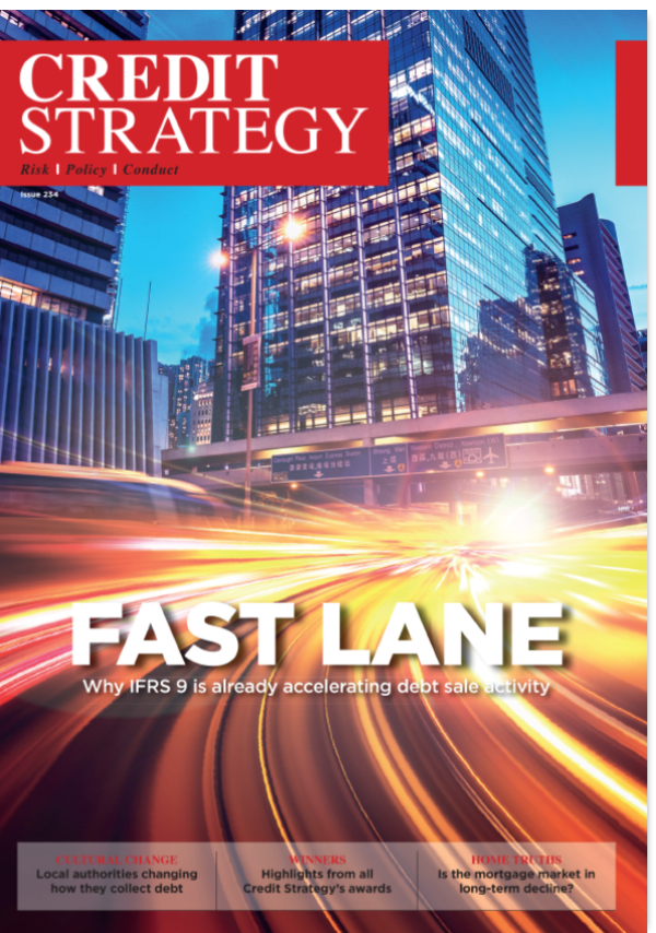 Fast lane: Why IFRS 9 is already accelerating debt sale activity