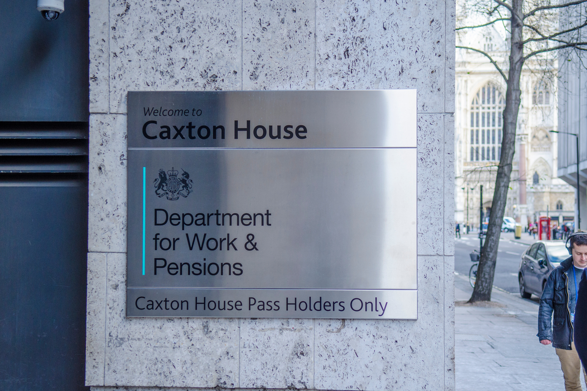 Nearly 20,000 complaints to the DWP are in resolution