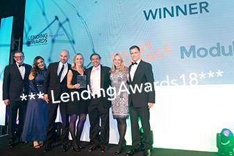 Winner Lending Awards 2018 -2