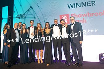 Winner Lending Awards 2018 -20