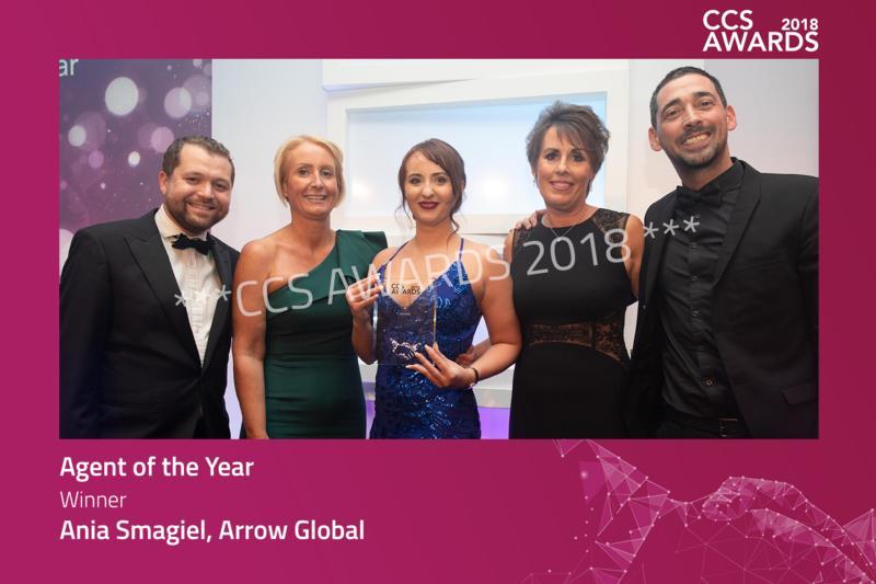 Winner CCS Awards 2018 -2
