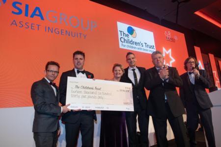 Charity sponsorship - TRI Awards