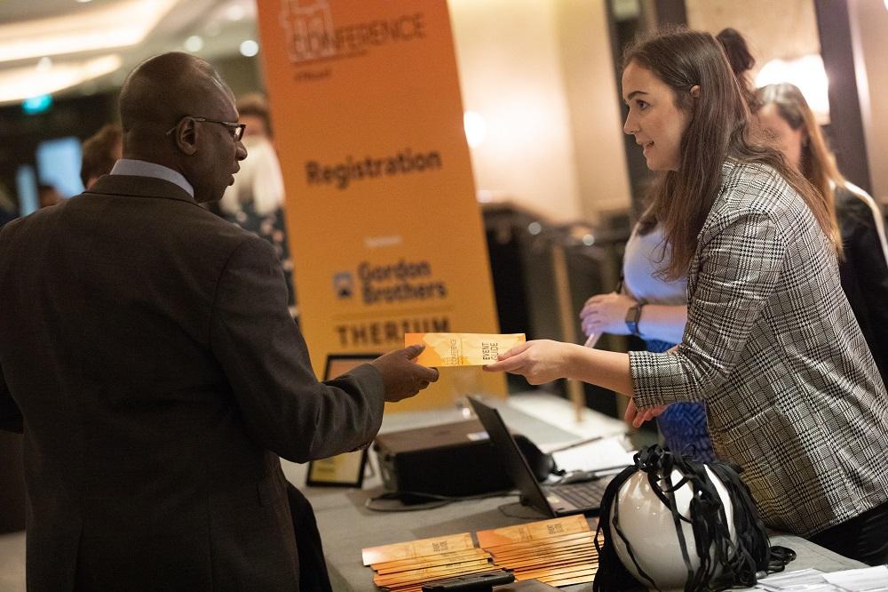 Registration sponsorship - TRI Conference