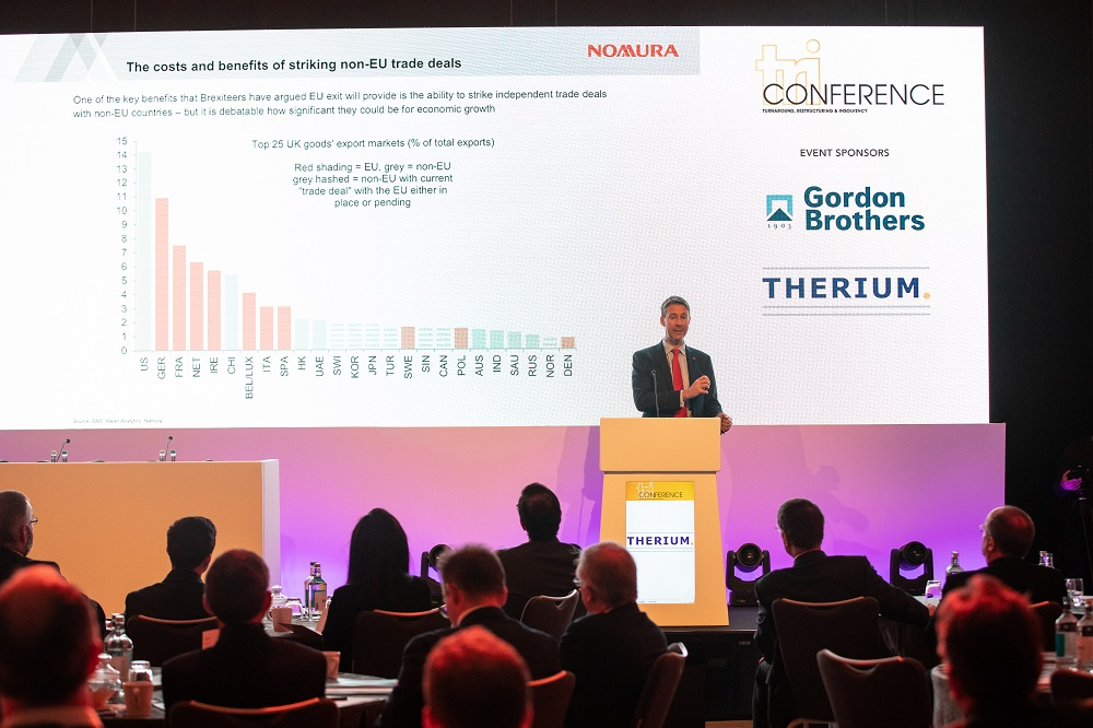 Headline sponsorship - TRI Conference
