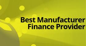 Best Manufacturer Finance Provider