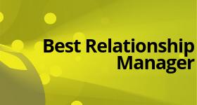 Best Relationship Manager