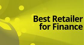 Best Retailer for Finance