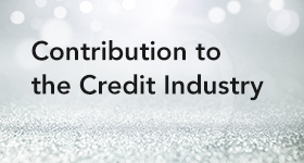 Contribution to the Credit Industry