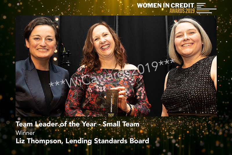 Team Leader of the Year - Small Team