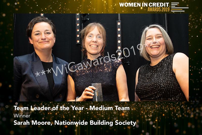 Team Leader of the Year - Medium Team