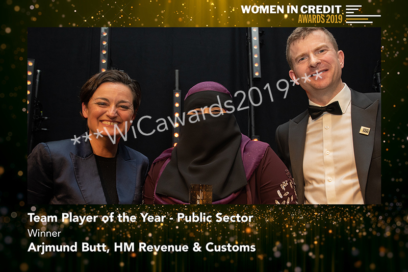 Team Player of the Year - Public Sector