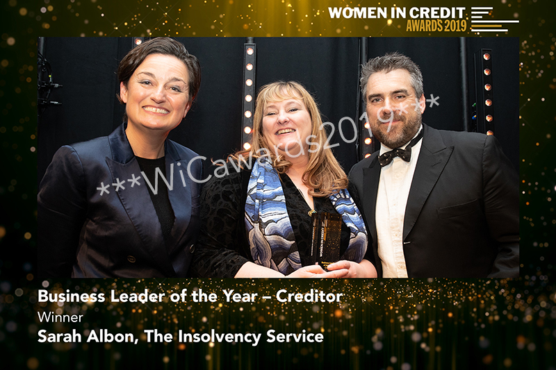Business Leader of the Year – Creditor