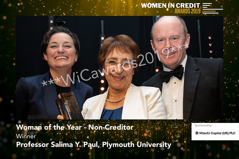 Woman of the Year - Non-Creditor