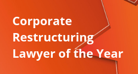Corporate Restructuring Lawyer of the Year