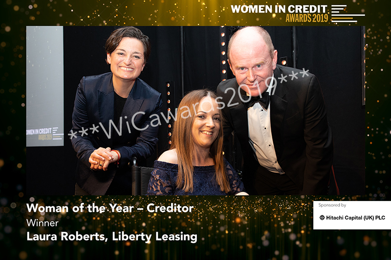 Woman of the Year – Creditor
