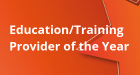 Education/Training Provider of the Year