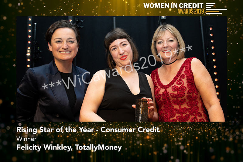 Rising Star of the Year - Consumer Credit