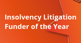 Insolvency Litigation Funder of the Year