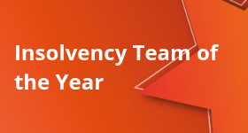 Insolvency Team of the Year